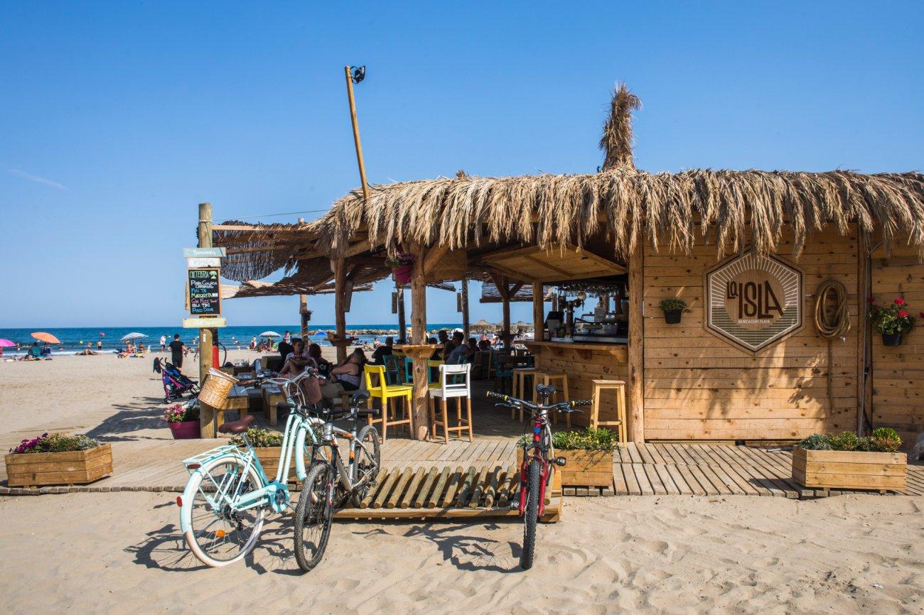 Benicàssim: Restaurante 'La Isla' (2)