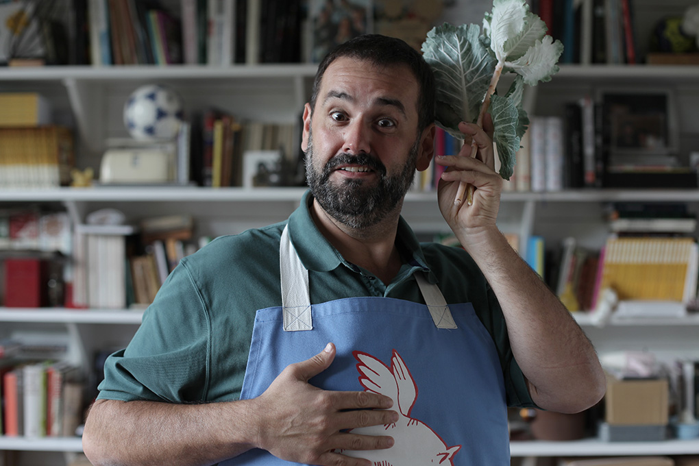 Al chef David de Jorge le puedes encontrar en 'Eme Be'.