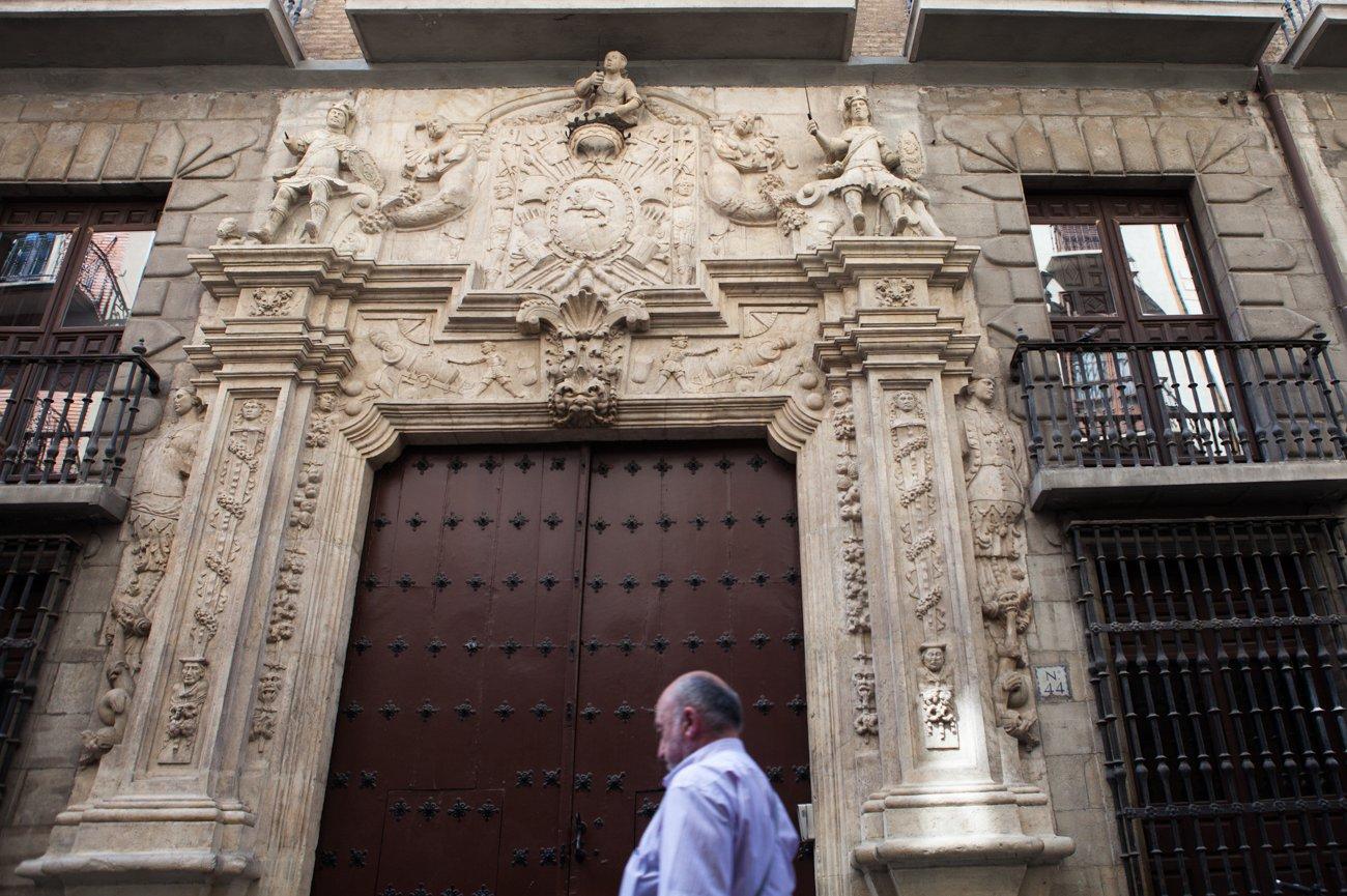 Pamplona - Palacio de Ezpeleta