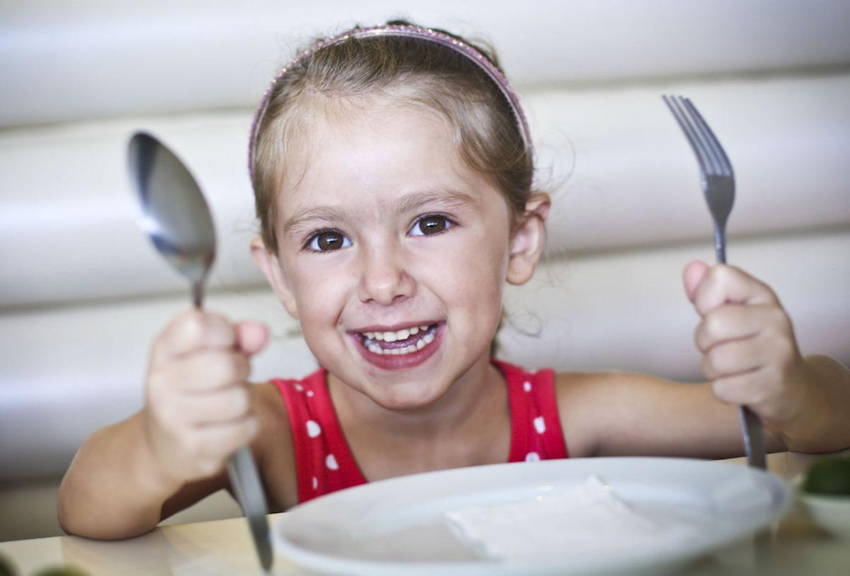 Restaurantes con niños.