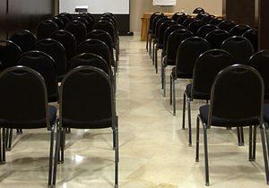 Salas de reuniones y eventos.