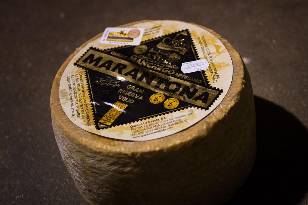 El proceso de elaboración de este queso 'Marantona' cuenta con más de 100 años de historia.