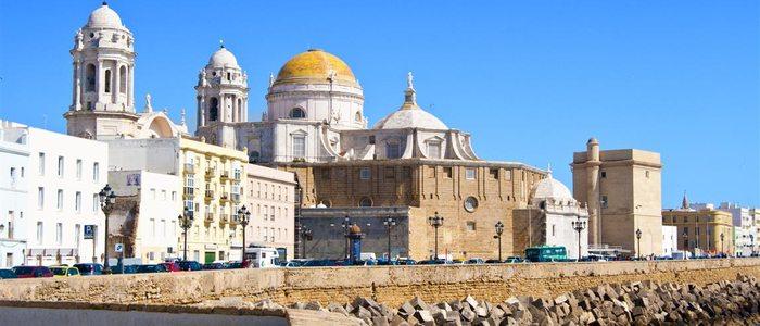 Catedral de Cádiz. / Manuel de la Varga.