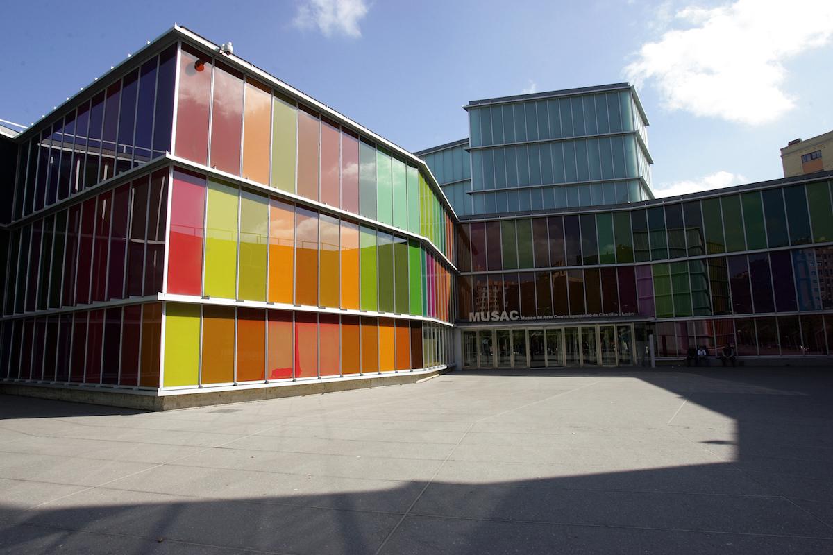 MUSAC. Foto: Ayuntamiento de León.