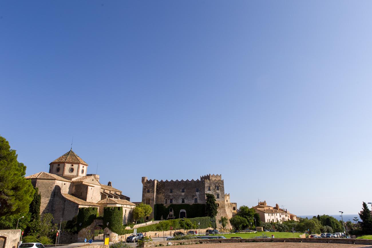 El castillo de Altafulla perteneció a la familia Montserrat.