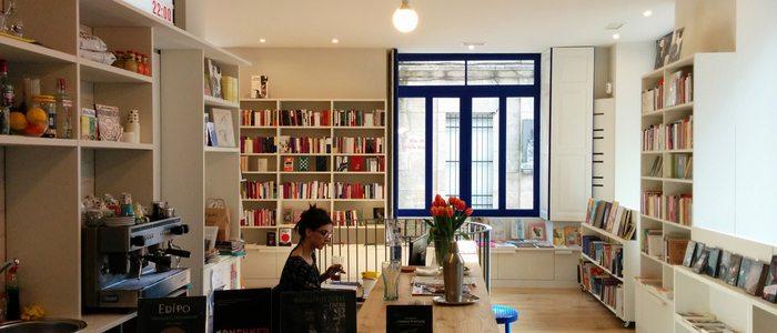 Librería NUMAX, Santiago de Compostela.