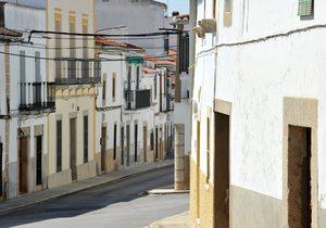 Calle Cruz.