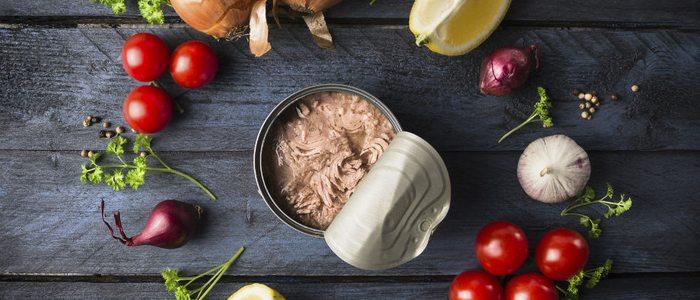 Sabiendo combinar bien los ingredientes, con una lata podemos crear numerosos platos.