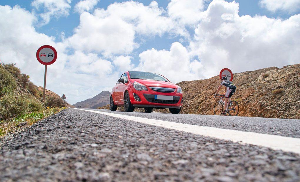 Campaña ciclista Repsol 2017. Foto Shutterstock