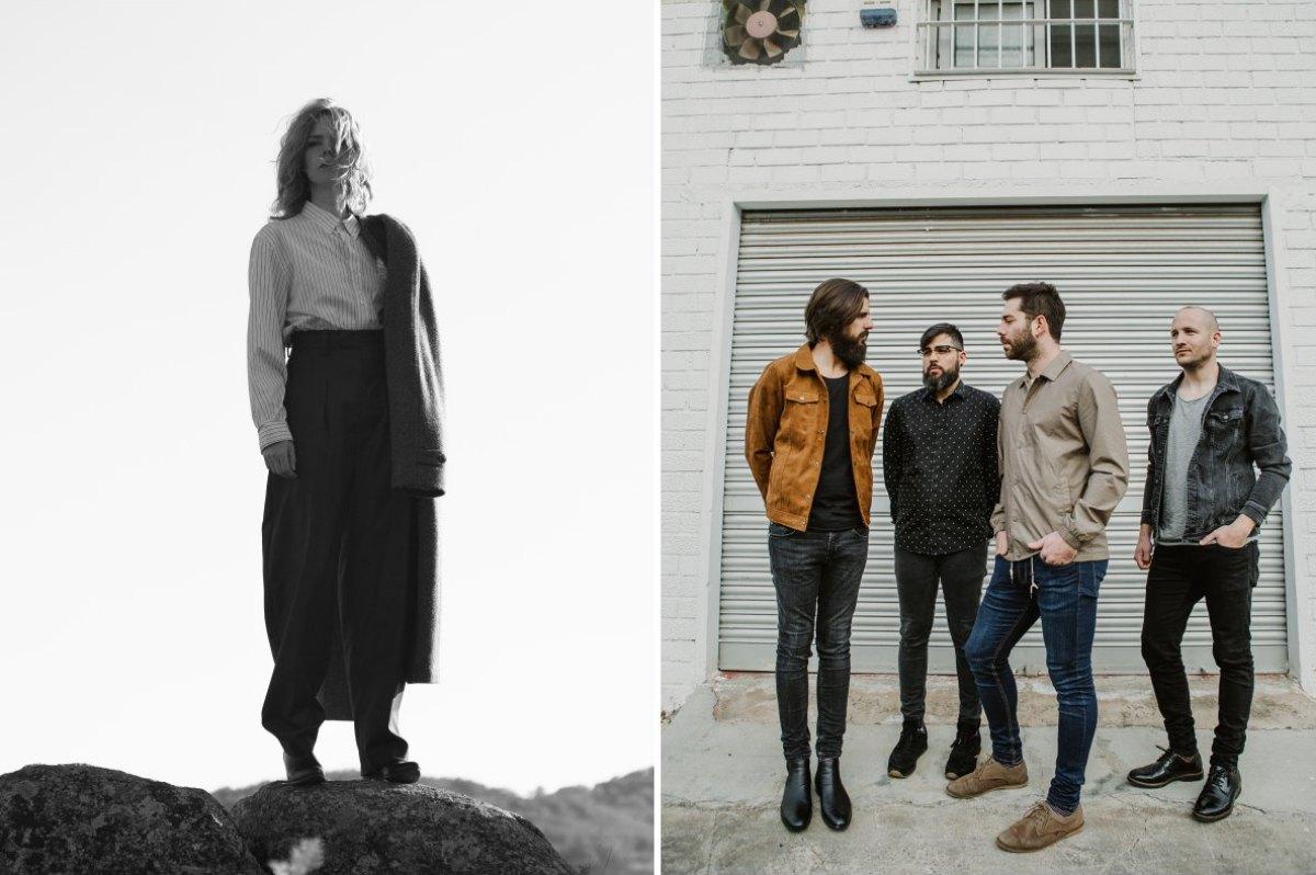 Cristina Rosenvinge y Viva Suecia, dos de las bandas nacionales que no faltarán a la cita. Foto: Festival Noroeste.