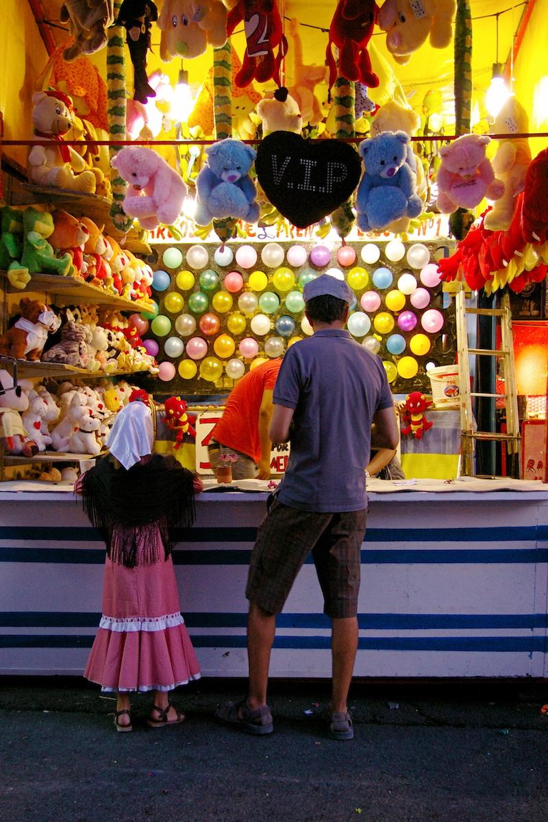 Los niños lo pasan en grande. Foto: Gaelx /Flickr (con CC).