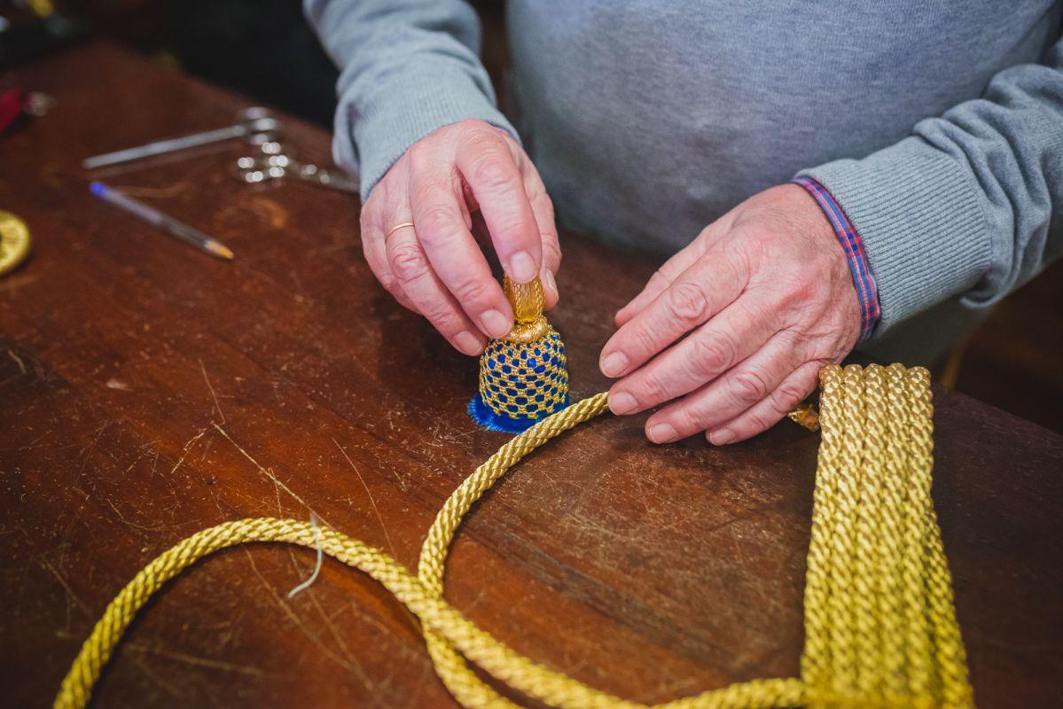 En 'Casa Rodríguez' la artesanía no ha cambiado de moda. La tienda vende por internet en todo el mundo.