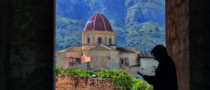 Monasterio Cisterciense de Santa María de la Valldigna.