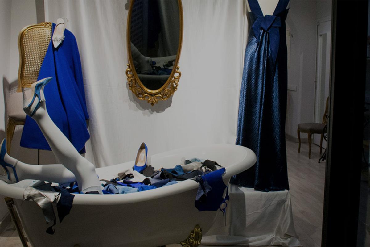 Franjul también participa en el Concurso de Escaparates. Foto: Madrid es Moda.