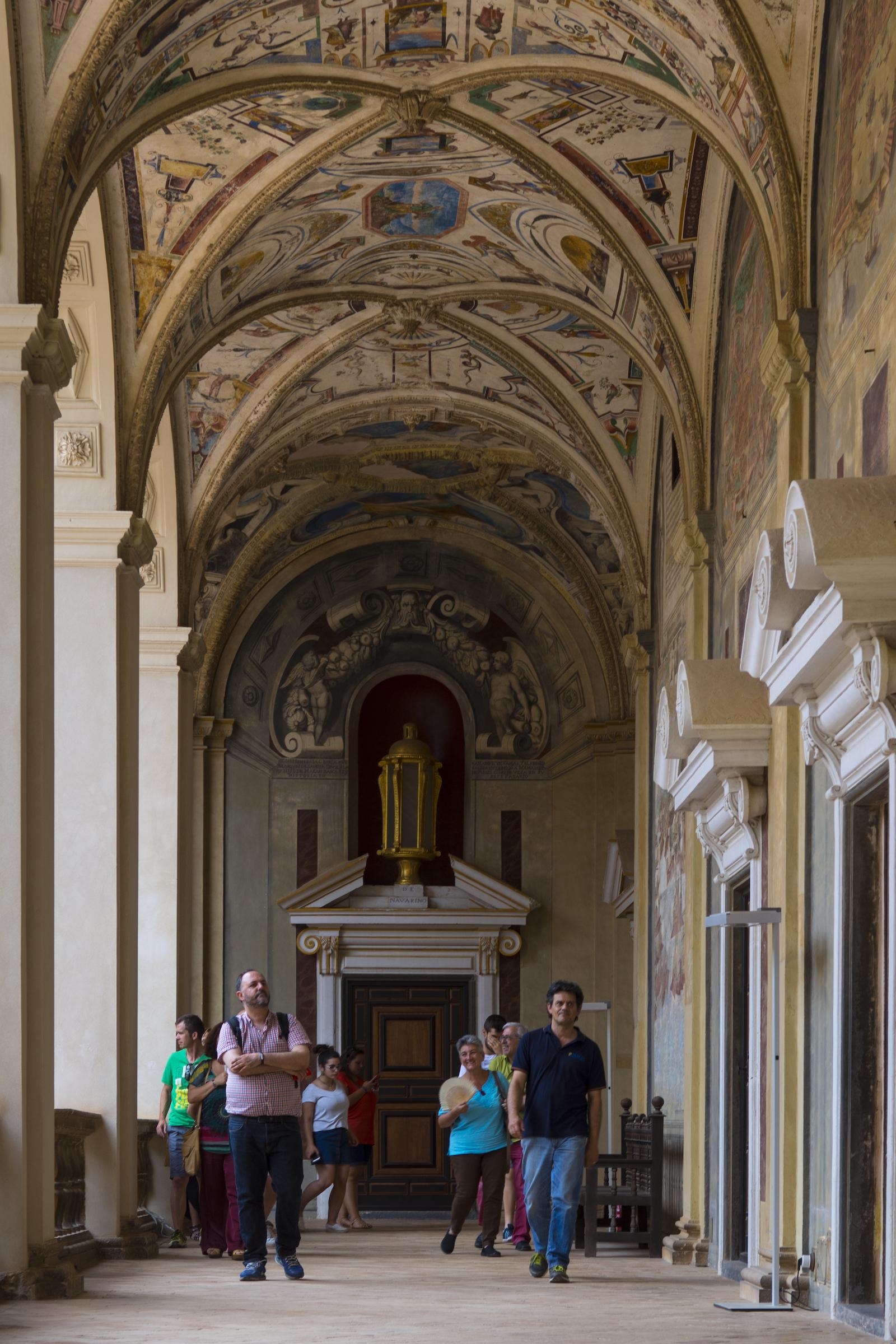 Palacio de Viso del Marqués. Foto: Manuel Ruiz Toribio.