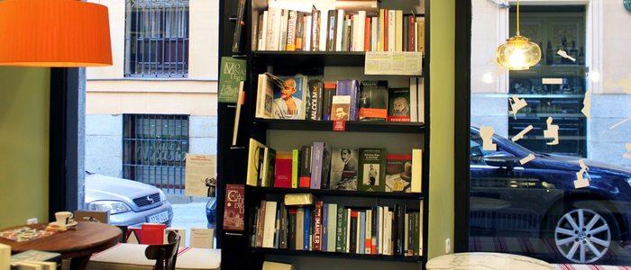 La Buena Vida bookstore, Madrid. v