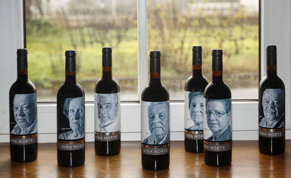 En una edición especial de 'Viña Norte' se homenajeó a los viticultores de la bodega.