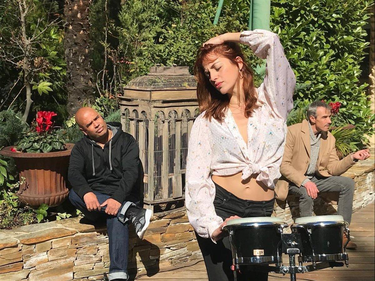 Sandra Bernardo será una de las artistas que actuarán en la 'Plaza de las Reinas'. Foto: Facebook