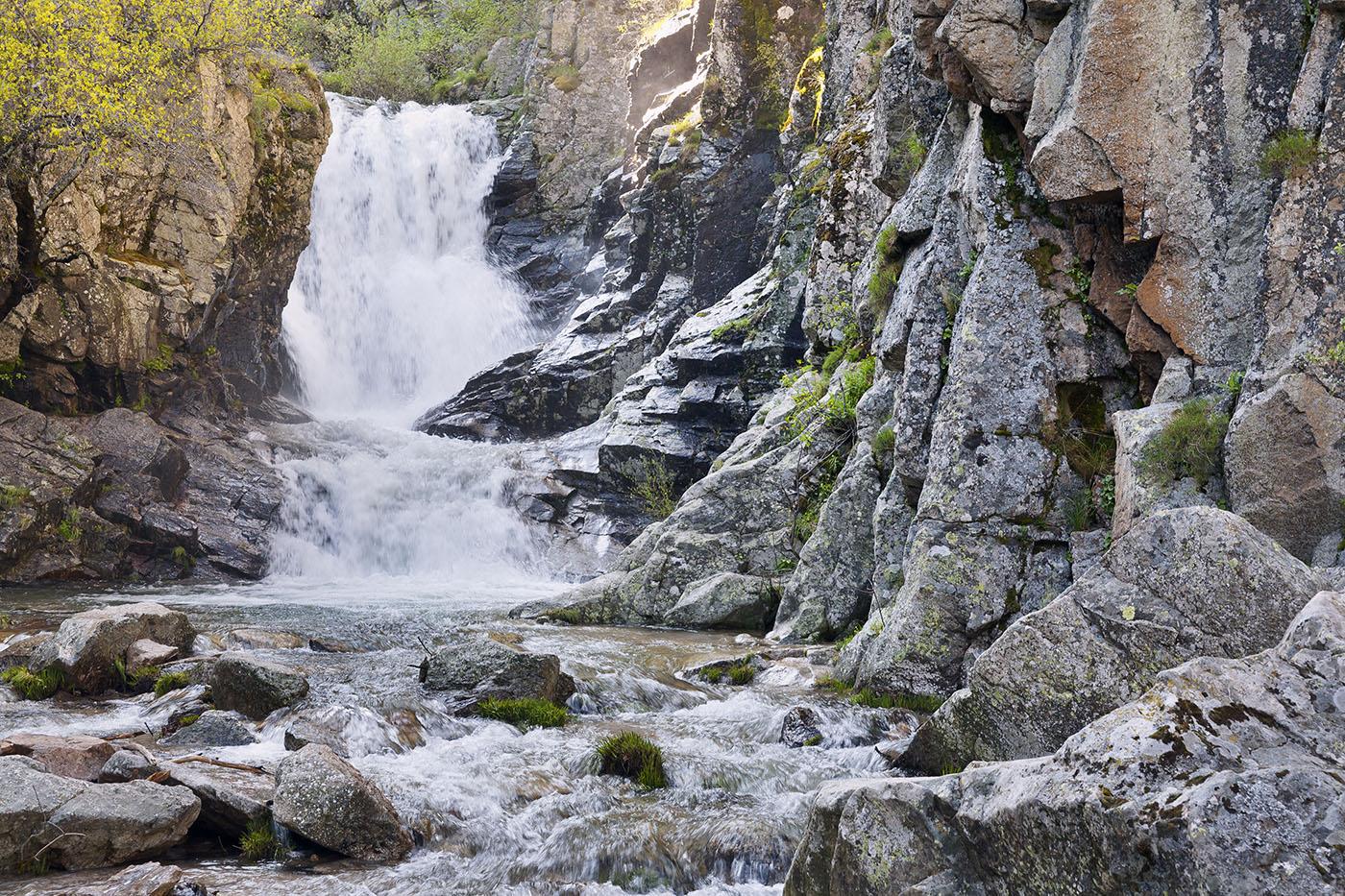 Cascadas de Sierra de Guadarrama: del Purgatorio