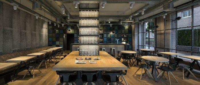 OhBo Organic Café en Barcelona.