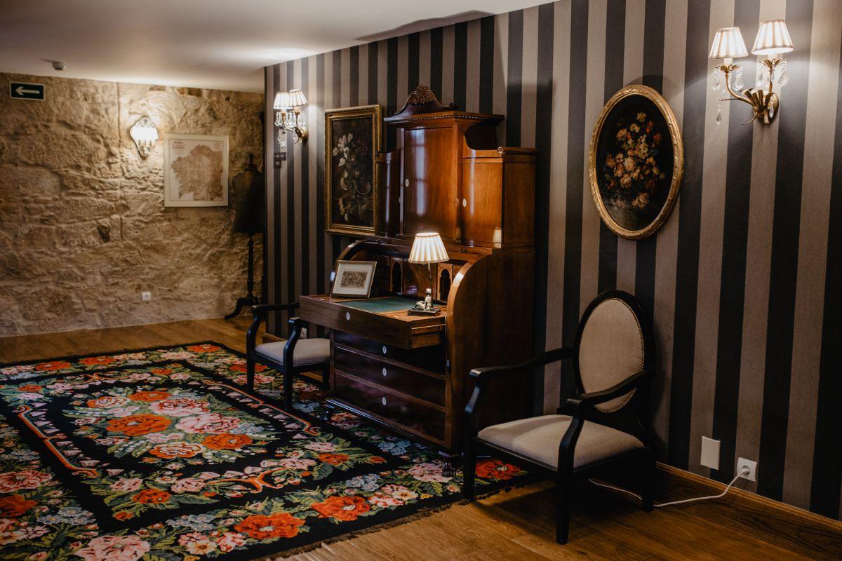 Los rincones del hotel están pensados para que estés como en el salón de tu casa.