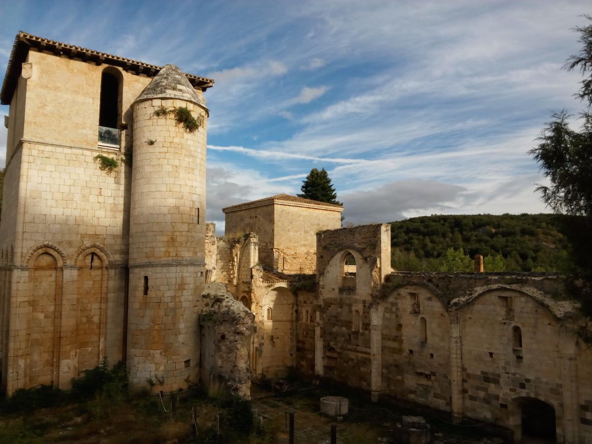 Monasterio de San Pedro de Arlanza.