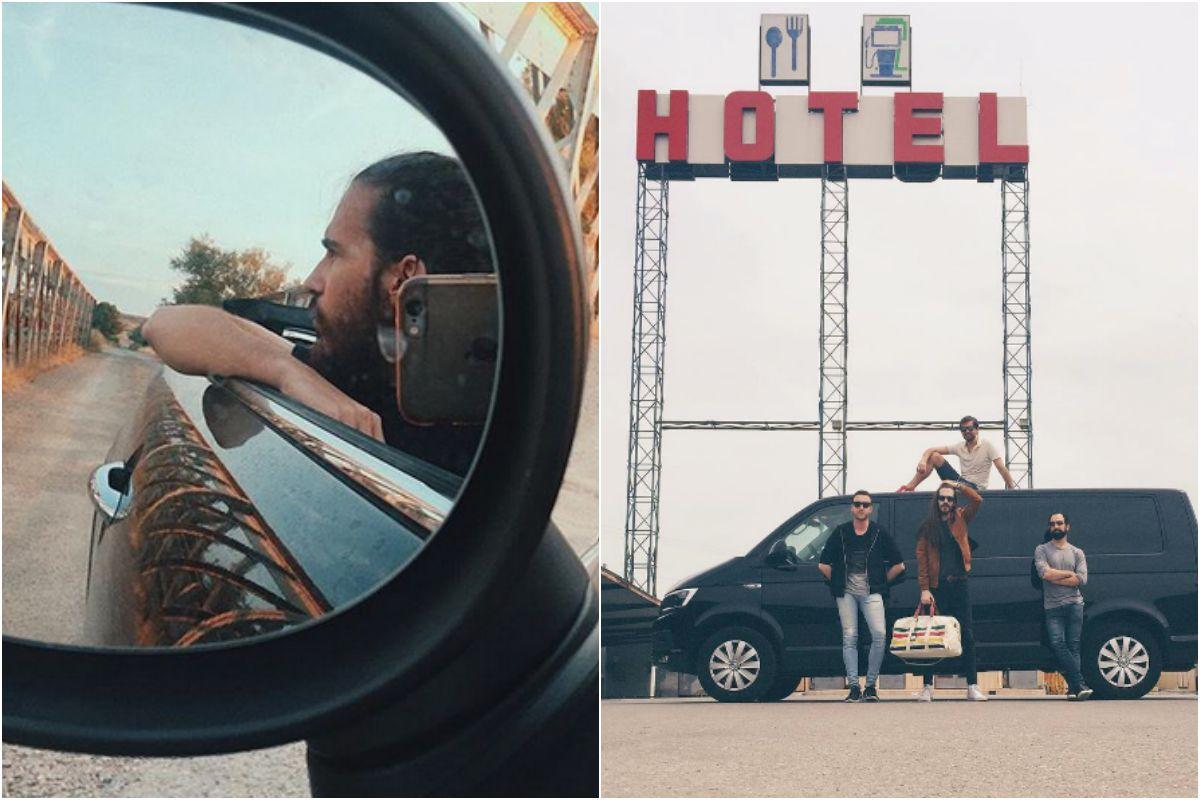 Los 'roadtrips' casi siempre parten de Barcelona. Fotos: Instagram.