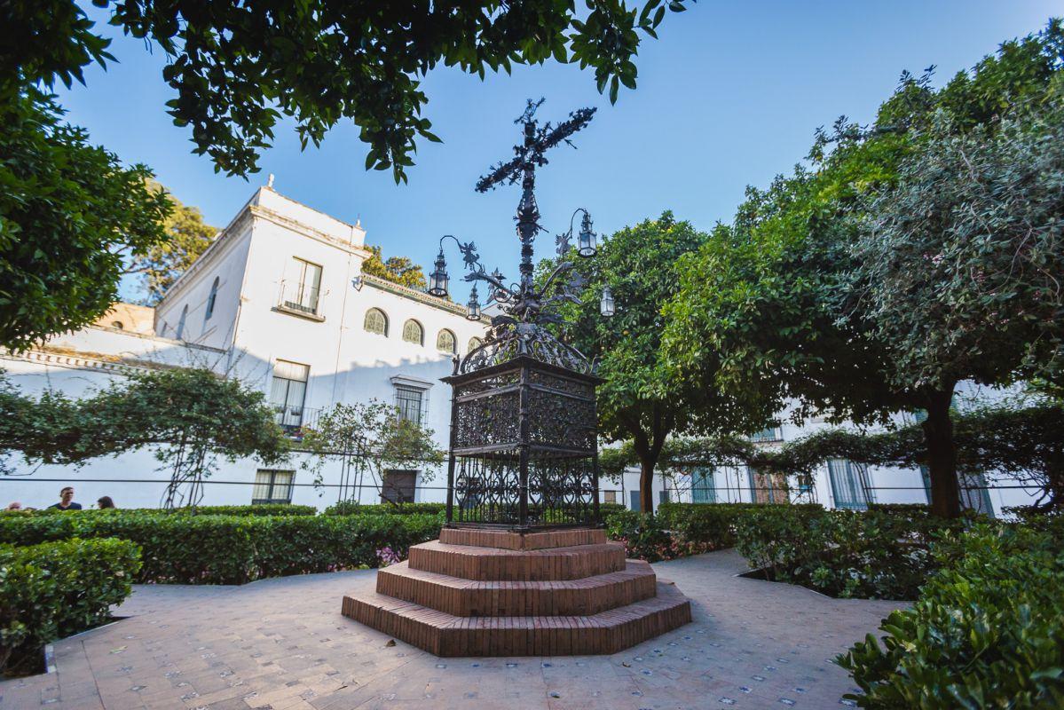 Plaza de Santa Cruz, Sevilla.