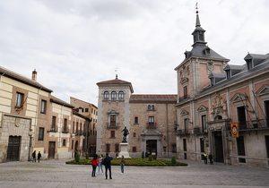 Plaza de la Villa. / CC Flickr Antonio Tajuelo.