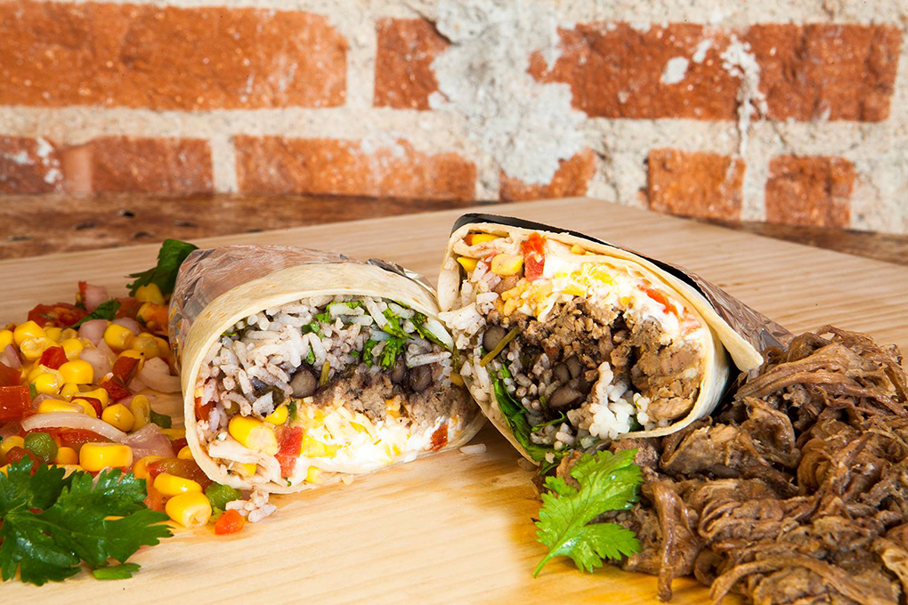 Burritos que no te dejarán con hambre. Foto: Tierra Burrito.