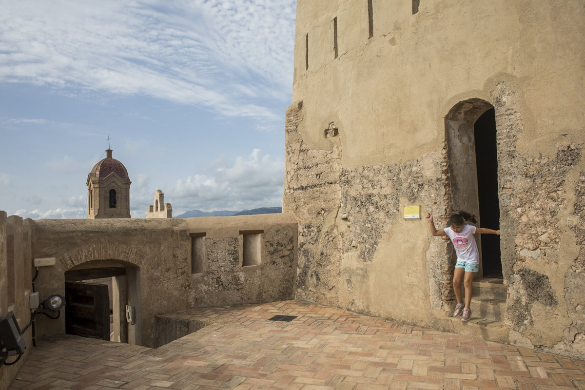 El Castillo de Cullera es considerado Bien de Interés Cultural.