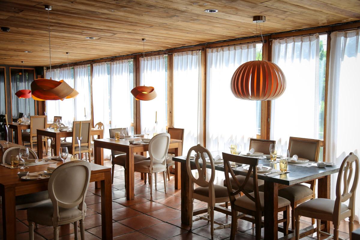 'Warehouse', el nuevo restaurante de 'Hacienda Zorita'.