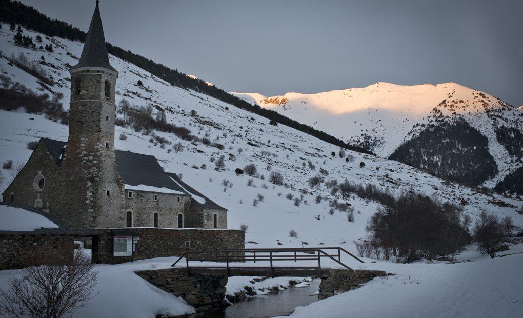 Refugio y Santuario de Montgarri.