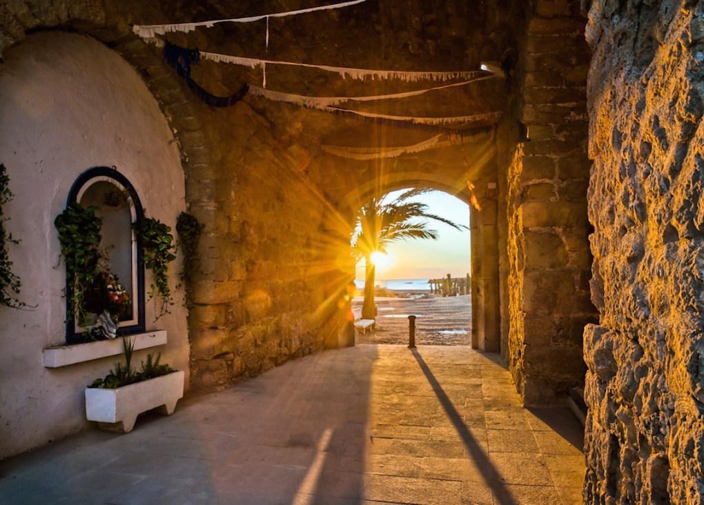 En plena bahía de Alicante, Tabarca resurge año tras año para dar la bienvenida a sus visitantes.