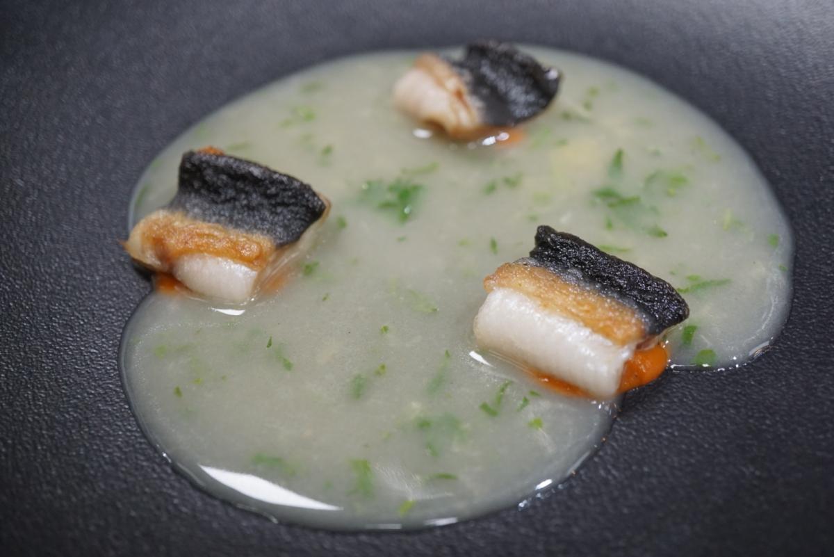 Guisado de anguilas. Foto: David López.
