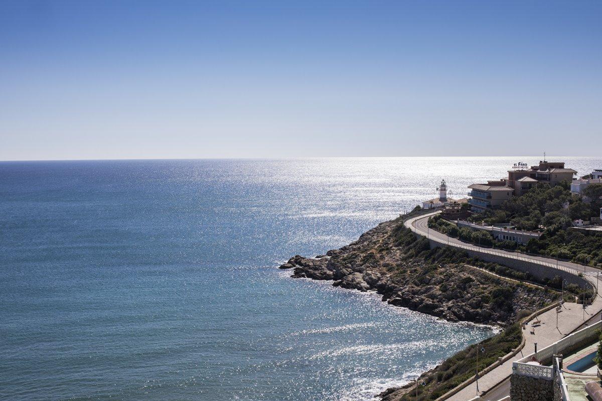 Las vistas de la bahía desde el Faro de Cullera son impagables.