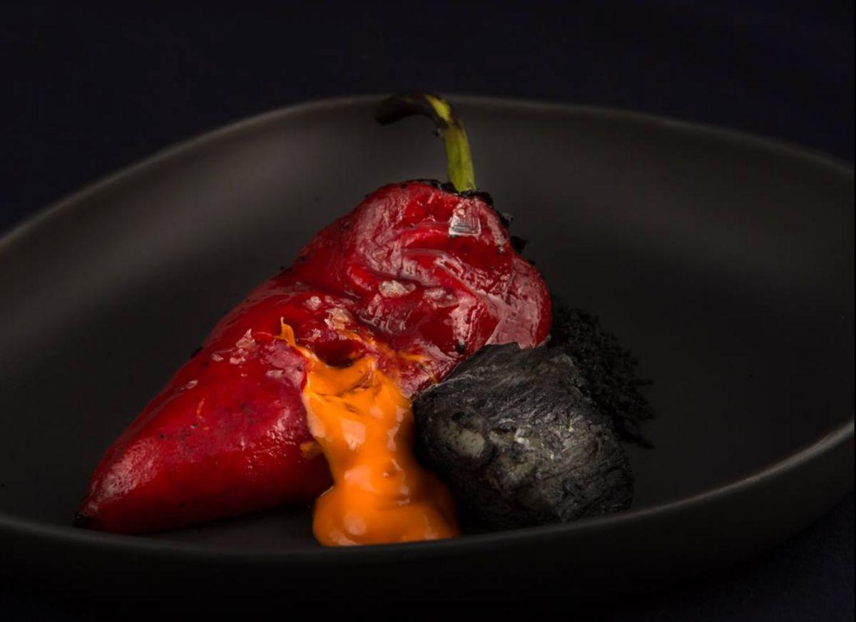 El piquillo parrillero, una explosión de sabores. Foto: Xarma Cook