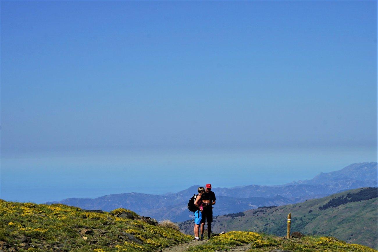 Ascenso al Mulhacén: Balcón al Mediterráneo