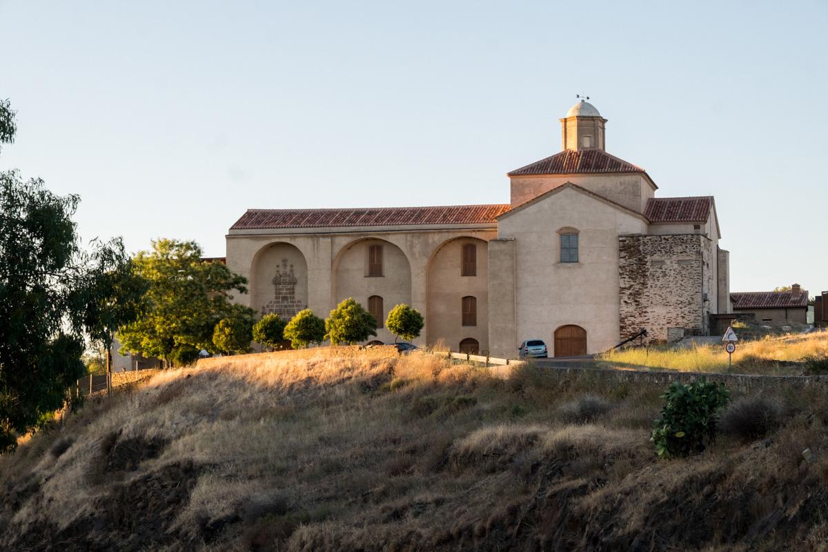 El alojamiento fue un antiguo convento en el siglo XV.