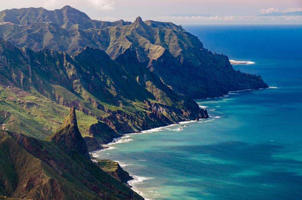 Tenerife y sus fantásticos paisajes. Foto: shutterstock.