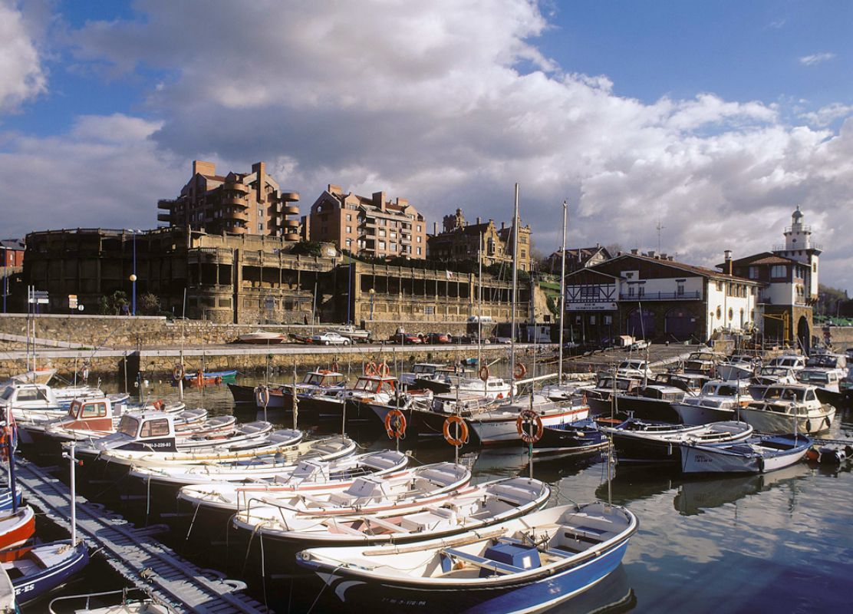 Galerías Punta Begoña, en Getxo, Vizcaya.