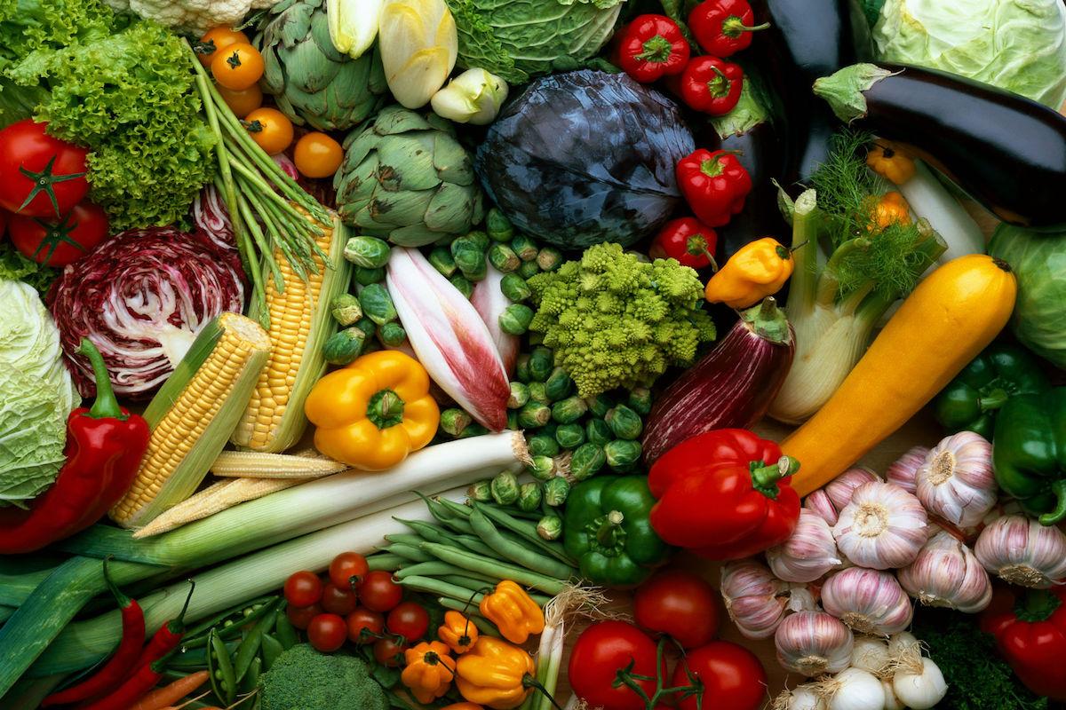 Verduras de temporada, más frescas y más económicas.