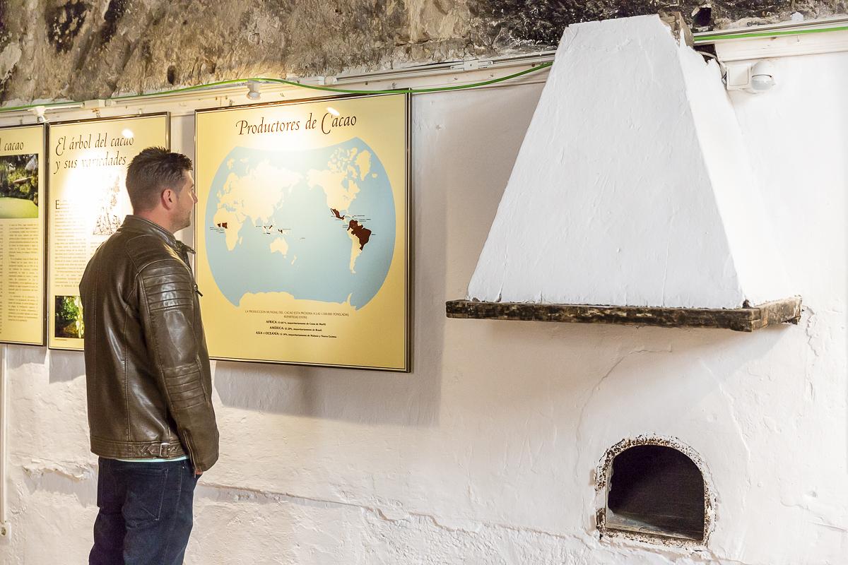 El primer chocolate que llegó a Europa se cocinó aquí.