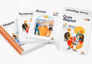 Guía Repsol 2016.