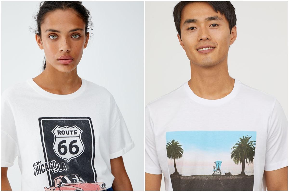 La Ruta 66, el clásico entre los clásicos en carreteras también es una inspiración recurrente (H&M).
