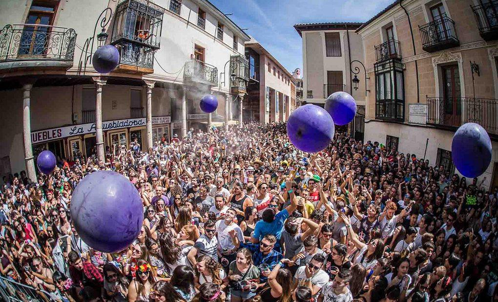 En el Sonorama se conjugan a la perfección la música y el buen beber y comer. Foto: Cedida.