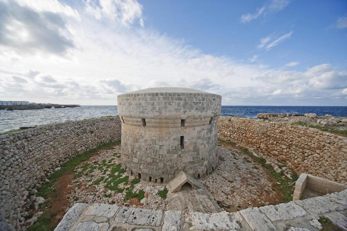 Torre Castellar. Foto: Fundació Destí Menorca.