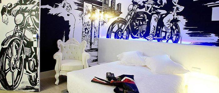 Hotel Dormirdcine, Madrid.