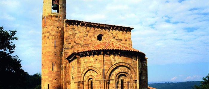 Colegiata románica San Martín de Elines.