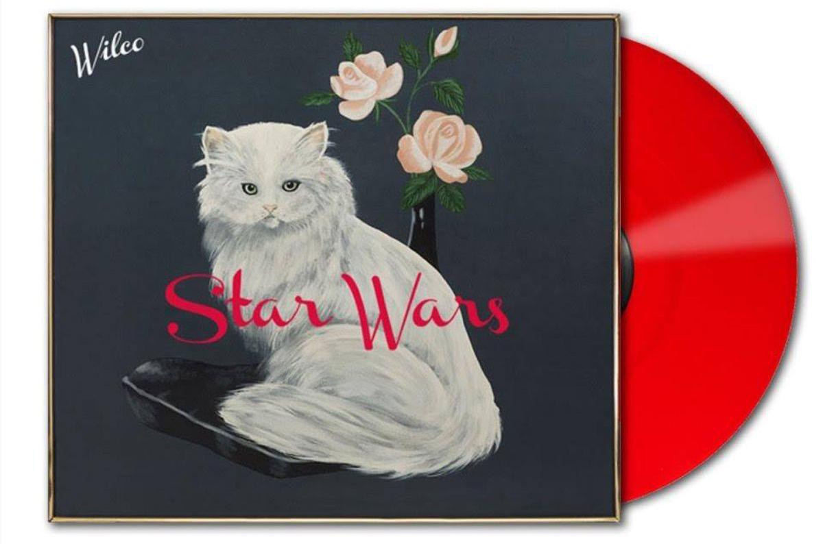 El vinilo rojo de 'Stars Wars' llegó como agua de mayo. Foto: Facebook